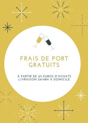 Bretagne Frais de port Gratuits