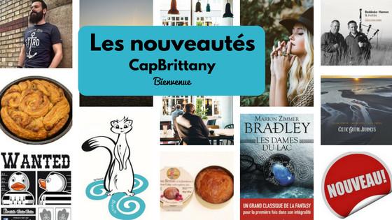 Nouveaux produits bretons CapBrittany