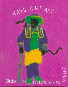 Bruno Tremohars - Hang Chat'Art