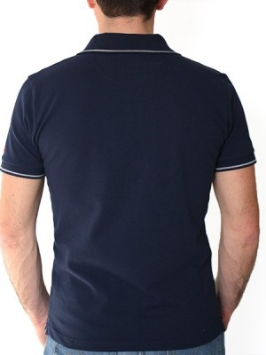 Polo Homme Eor - Marine - Stered far