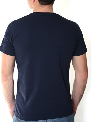 Tee-shirt L'Esprit Sauvage - Stered bleu far
