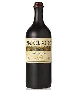 Brocéliande Châtaigne 70cl - Liqueurs Fisselier