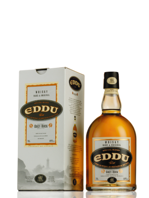 Whisky Eddu Grey Rock 70 CL – 40 % Blend