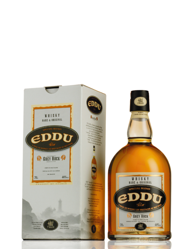 Whisky Eddu Grey Rock