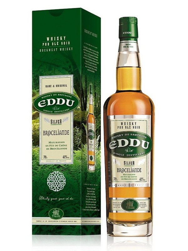 Whisky Eddu Silver Brocéliande