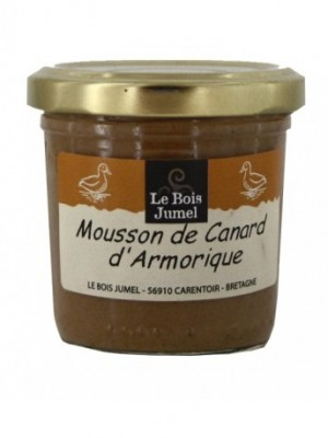Mousson de canard d'Armorique, 90g