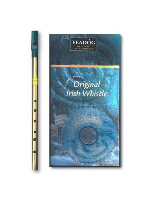 Flûte Irlandaise - Pack Whistle, Méthode, CD - Feadòg