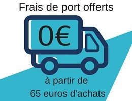 offre frais de port gratuit