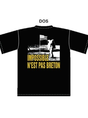 Tee shirt Humoristique Impossible