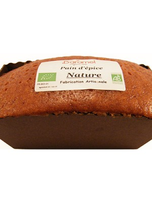 Pain d'épice nature bio 190g