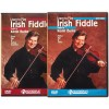 Méthode d'apprentissage violon Irlandais volume 1 et 2