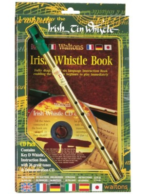 Apprendre le Tin whistle irlandais