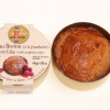 Gâteau breton framboise en boite