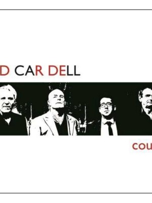 red car dell - courir