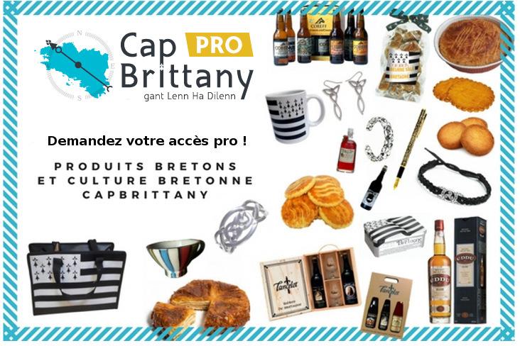 Fournisseur de produits bretons pour les professionnels