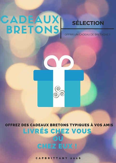 cadeau breton offrez la Bretagne