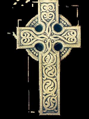 Croix entrelacs