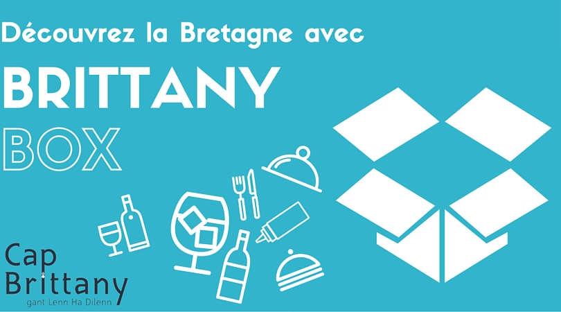 Boxs produits bretons, coffrets de Bretagne