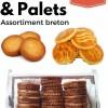 Galettes et palets bretons barquette 300g