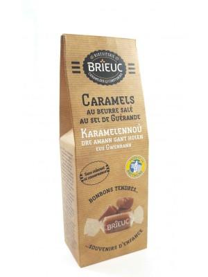 Caramel boite 100g produit breton